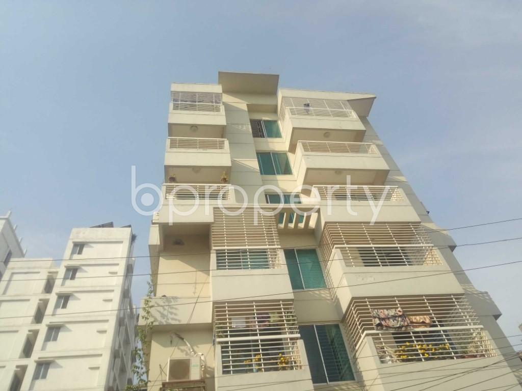 Front view - 3 Bed Apartment to Rent in Baridhara, Dhaka - 1839284
