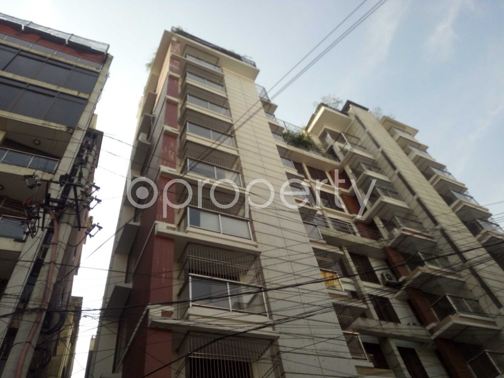 Front view - Office to Rent in Baridhara, Dhaka - 1839290