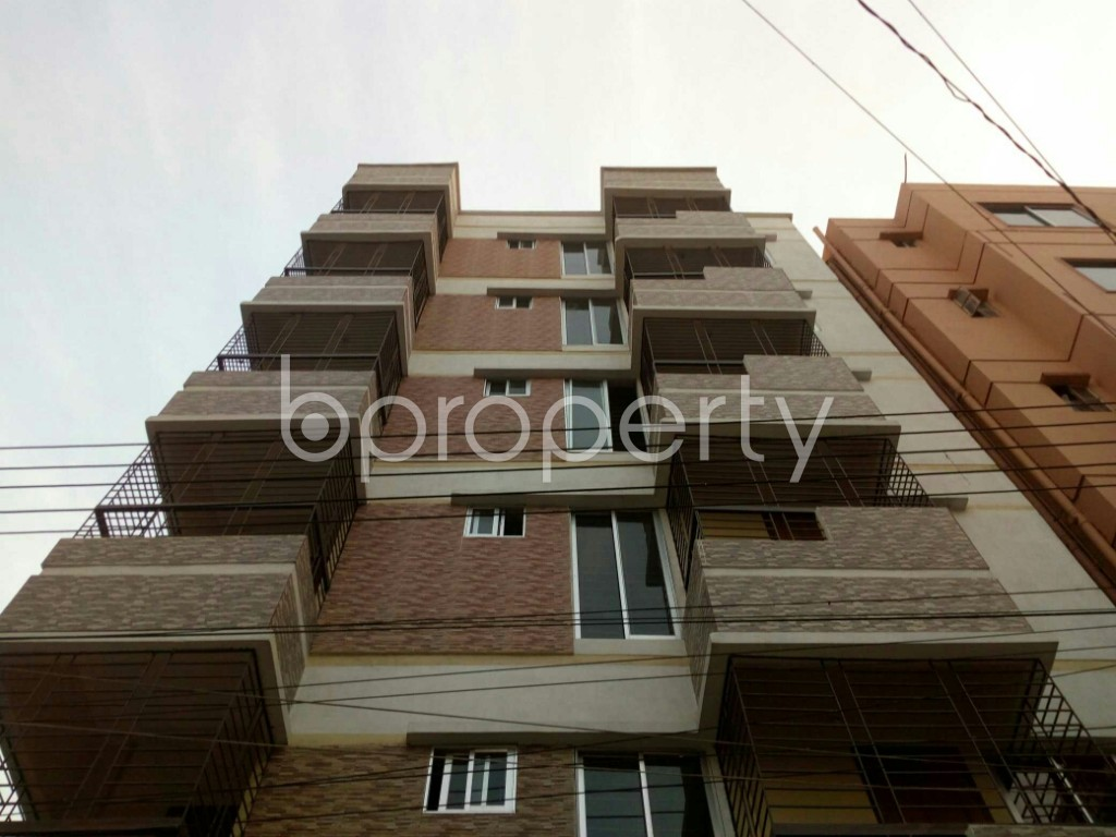Front view - 2 Bed Apartment to Rent in Mirpur, Dhaka - 1839305