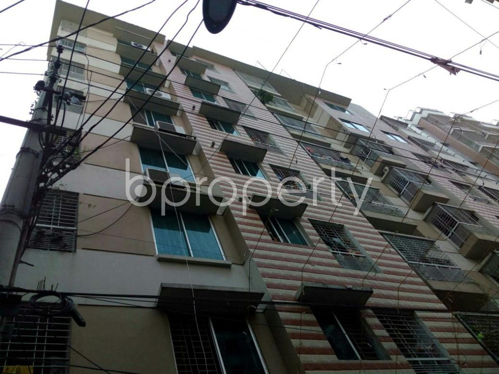 Outside view - 3 Bed Apartment for Sale in Dhanmondi, Dhaka - 1839304