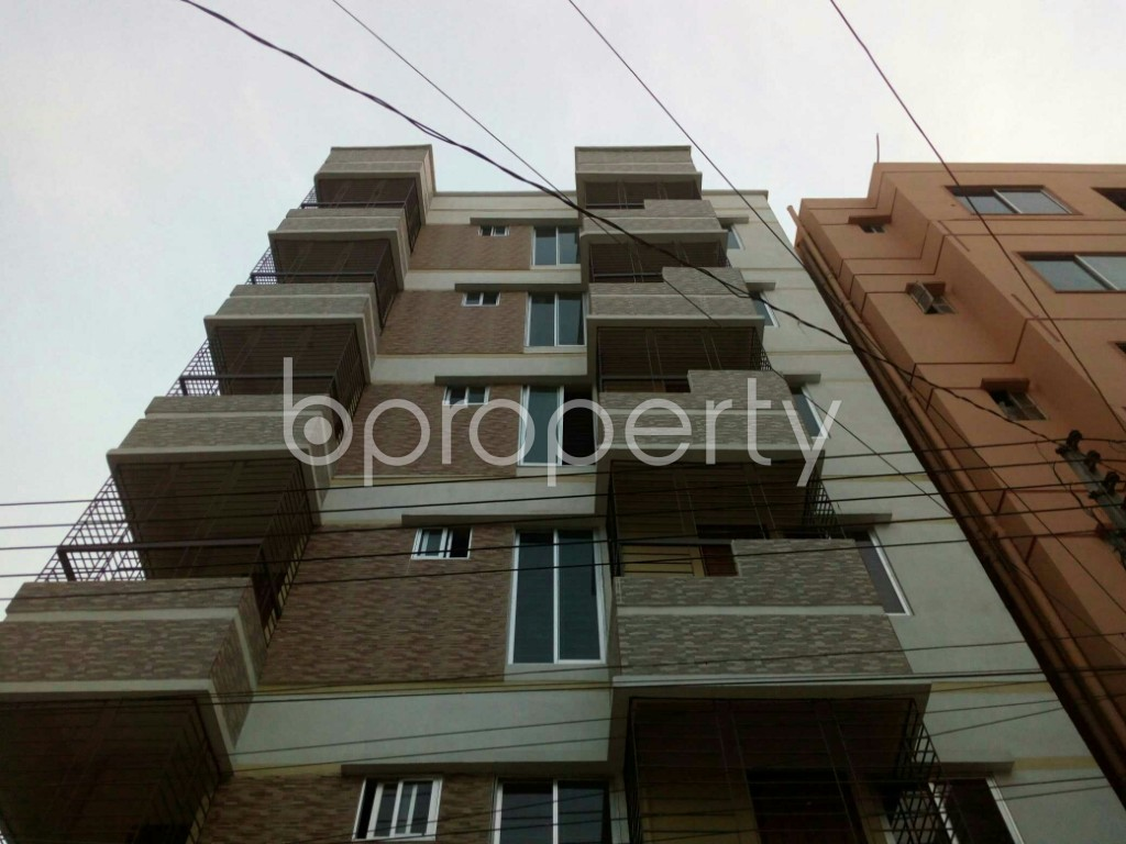 Front view - 2 Bed Apartment to Rent in Mirpur, Dhaka - 1839307