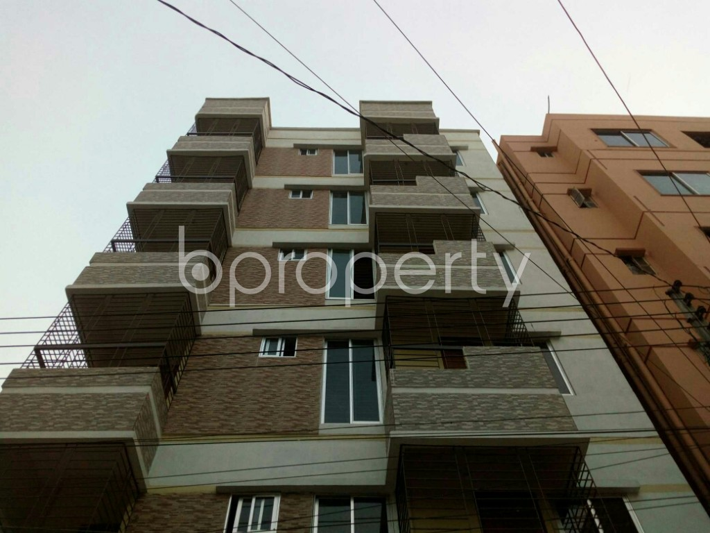 Front view - 2 Bed Apartment to Rent in Mirpur, Dhaka - 1839309
