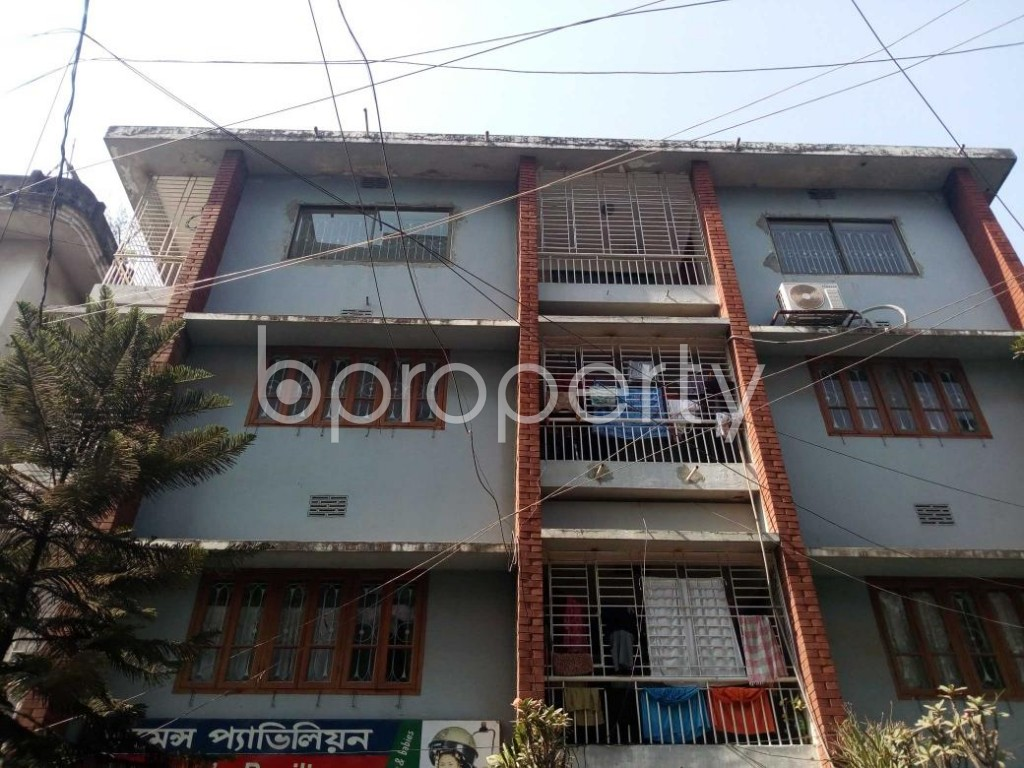 Front view - 3 Bed Apartment to Rent in Banani, Dhaka - 1839317