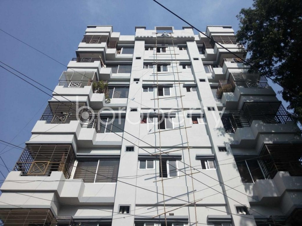 Front view - 3 Bed Apartment to Rent in Banani, Dhaka - 1839321