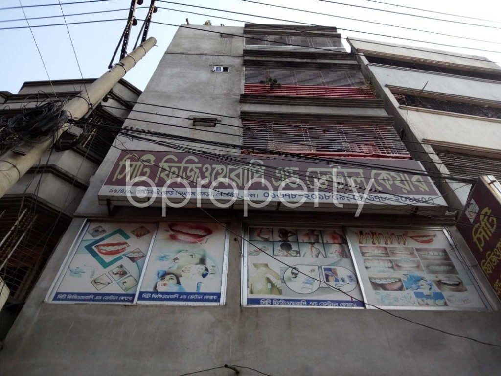 Front view - Office to Rent in Sutrapur, Dhaka - 1839334