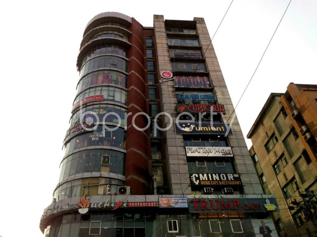 Outside view - Office to Rent in Dhanmondi, Dhaka - 1839338