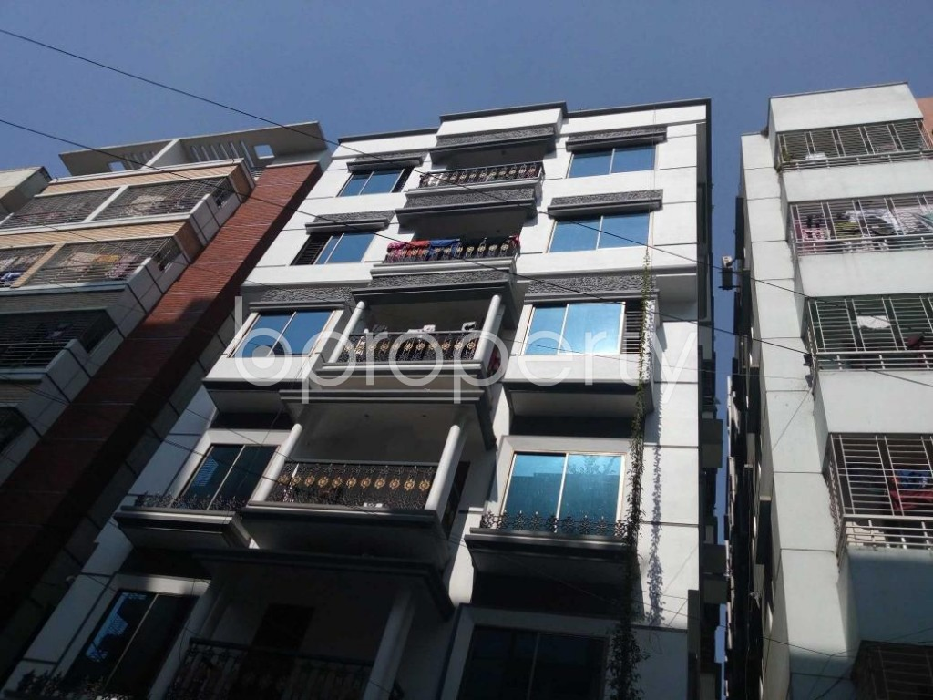 Front view - 2 Bed Apartment to Rent in Uttara, Dhaka - 1839350