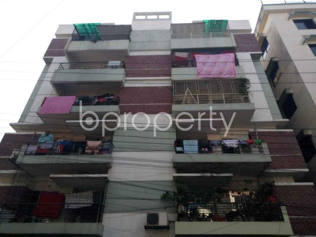 Front view - 1 Bed Apartment to Rent in Uttara, Dhaka - 1839351