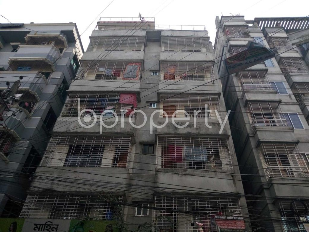 Front view - Office to Rent in Uttara, Dhaka - 1839352