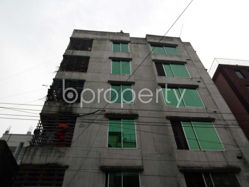 Front view - 2 Bed Apartment to Rent in Uttara, Dhaka - 1839377