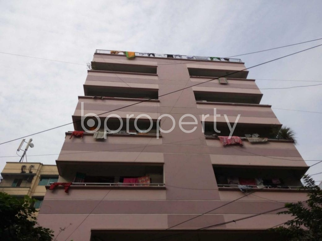 Front view - 2 Bed Apartment to Rent in Uttara, Dhaka - 1839381