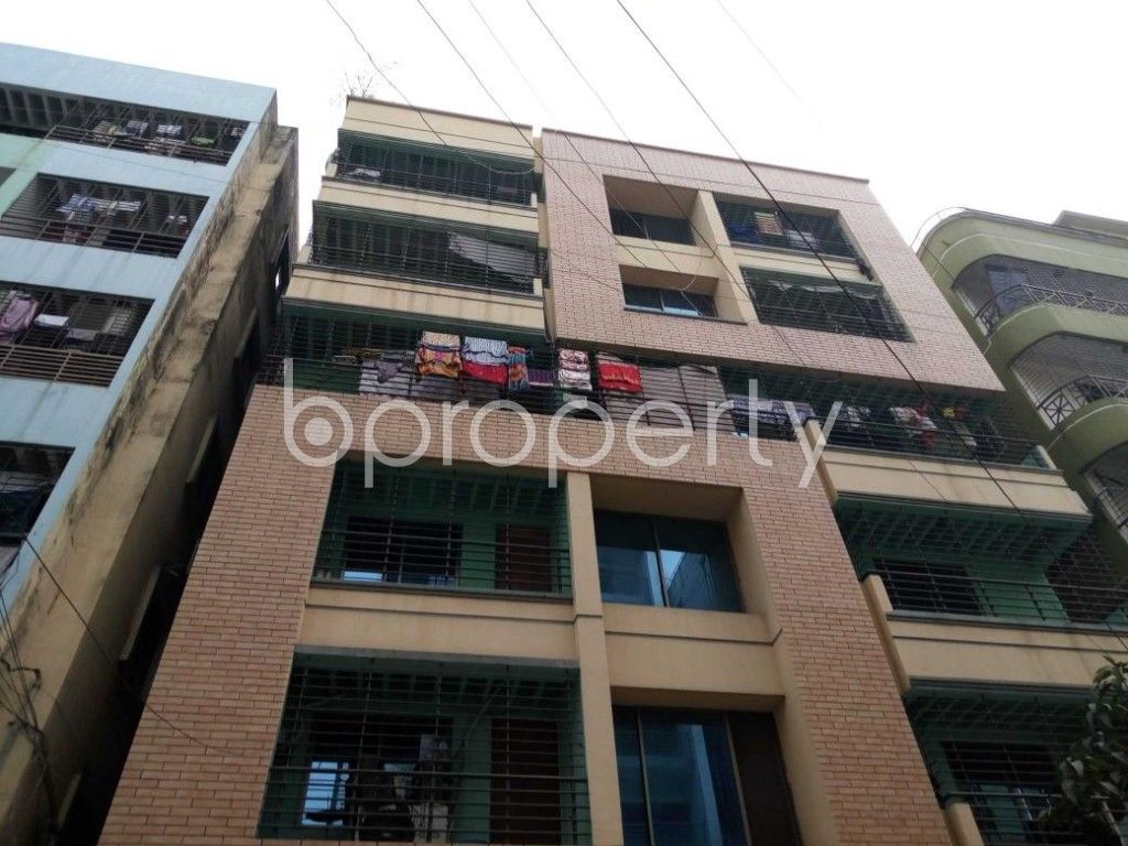 Front view - 2 Bed Apartment to Rent in Uttara, Dhaka - 1839389