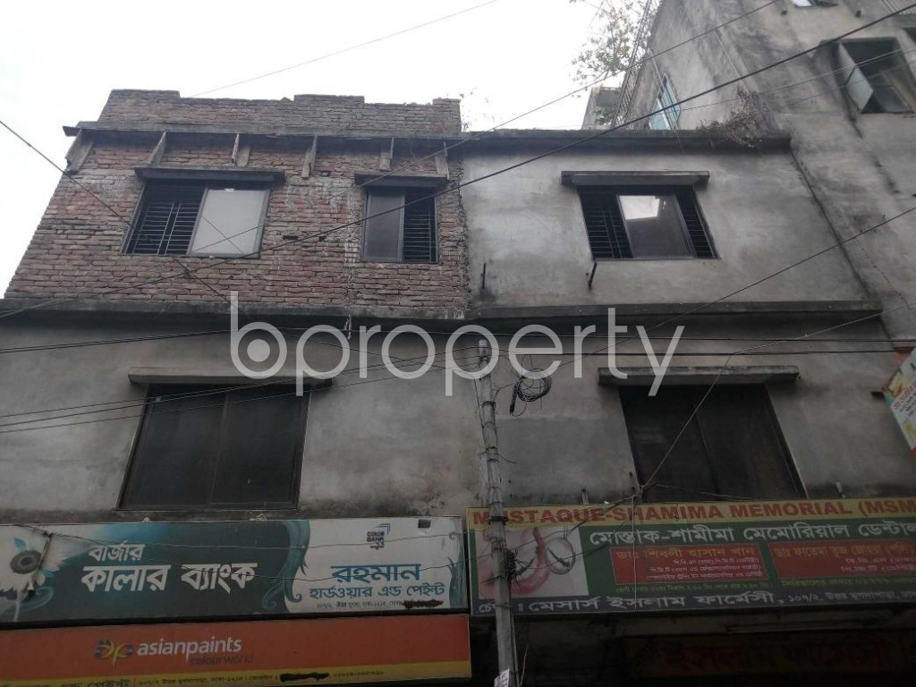 Front view - Office to Rent in Mugdapara, Dhaka - 1839398