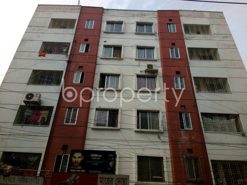 Front view - 1 Bed Apartment to Rent in Mohammadpur, Dhaka - 1839399