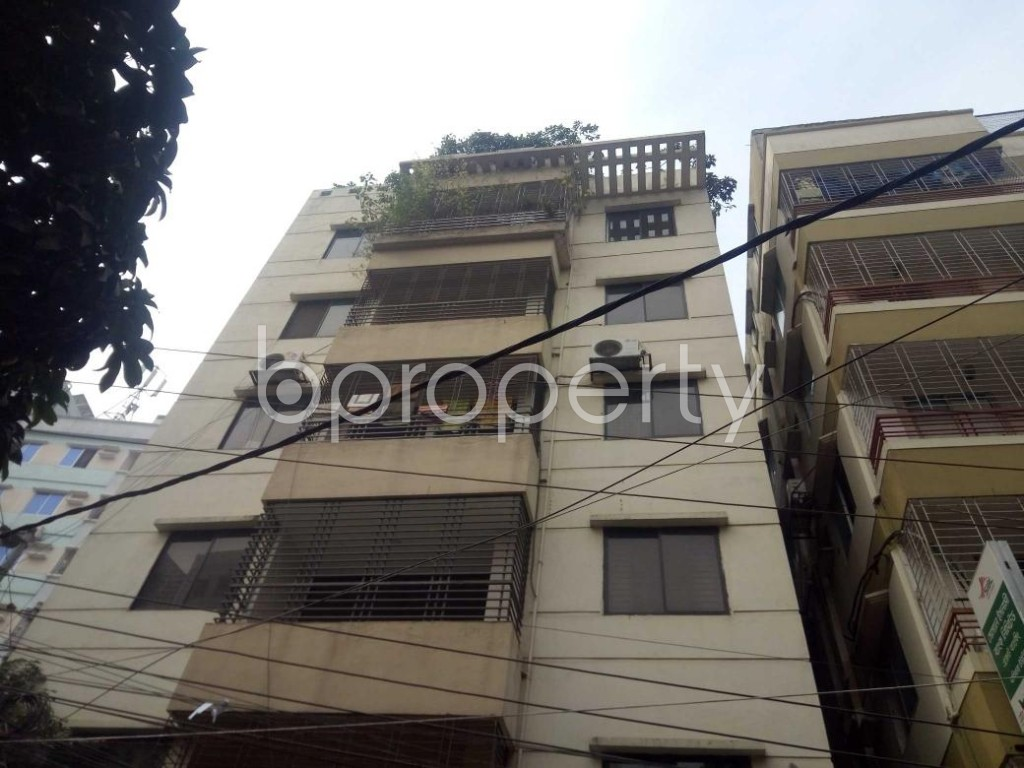 Front view - 3 Bed Apartment to Rent in Baridhara, Dhaka - 1839408