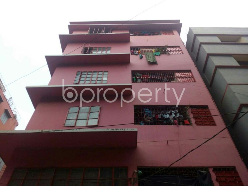 Front view - 2 Bed Apartment to Rent in Mirpur, Dhaka - 1839425
