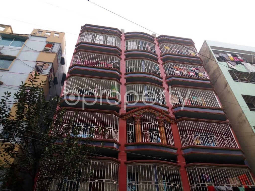 Front view - 2 Bed Apartment to Rent in Uttara, Dhaka - 1839424