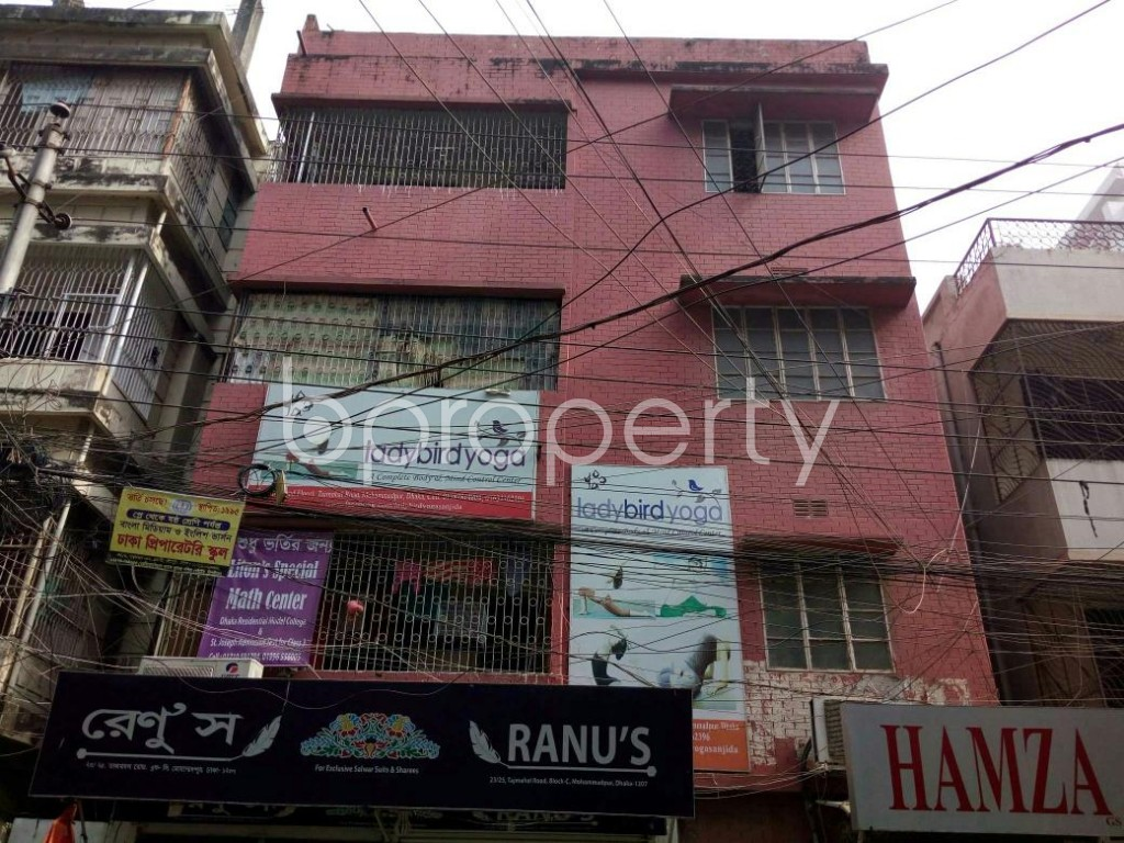 Front view - 2 Bed Apartment to Rent in Mohammadpur, Dhaka - 1839446