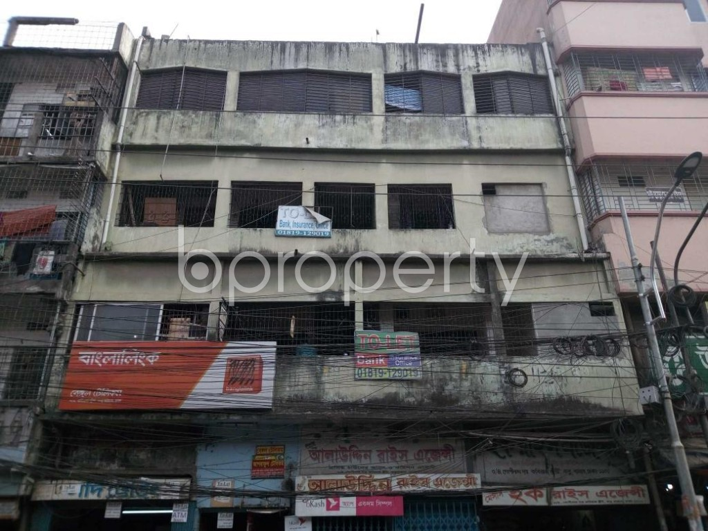 Front view - Office to Rent in Kotwali, Dhaka - 1839457