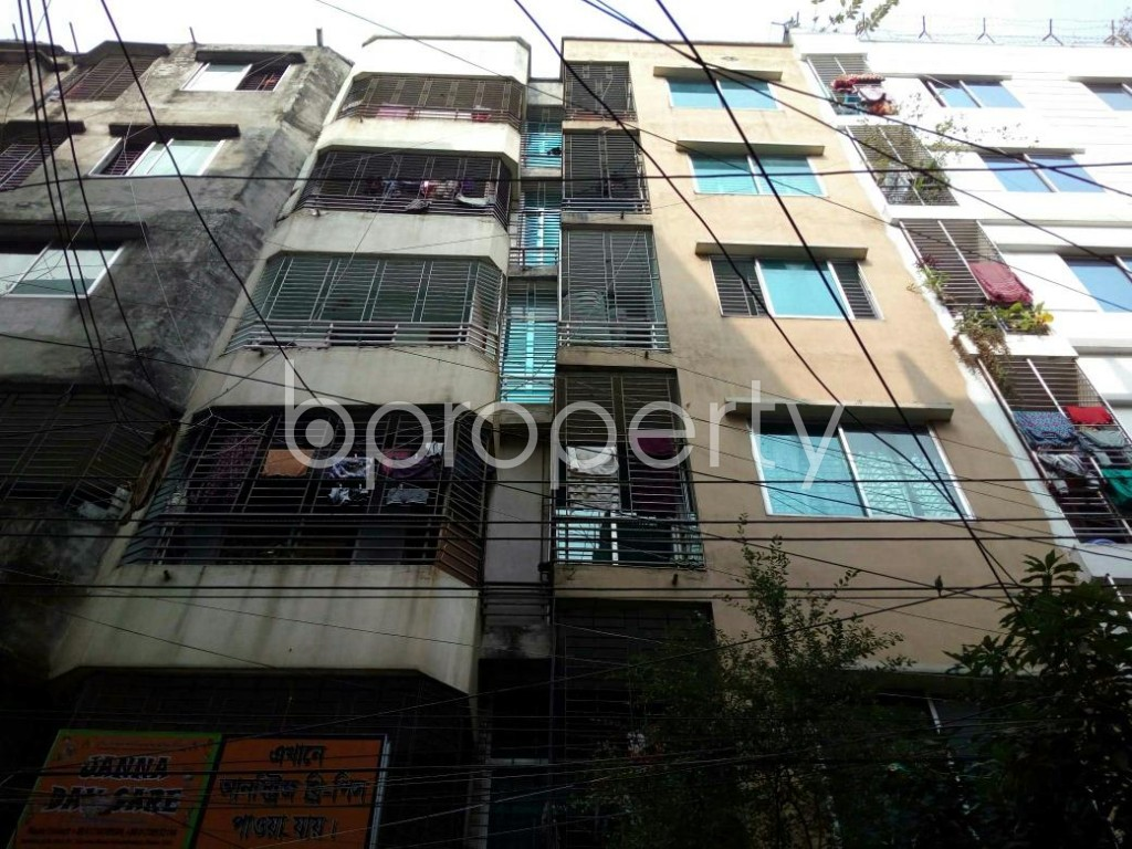 Front view - 2 Bed Apartment to Rent in Mohammadpur, Dhaka - 1839465