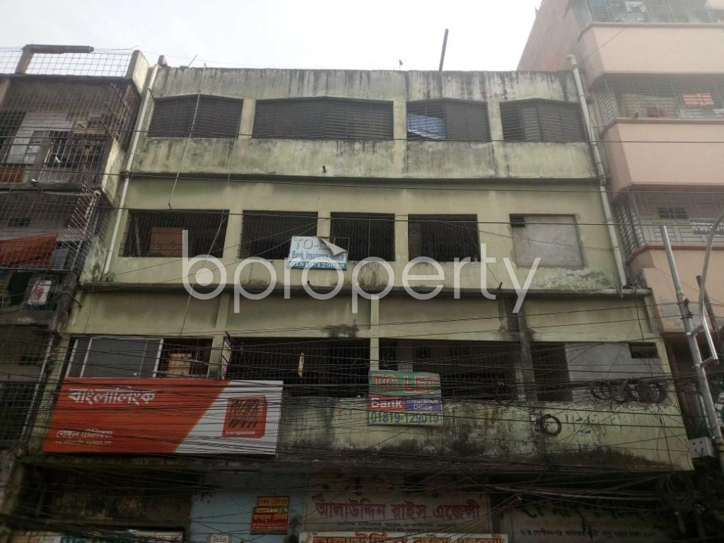 Front view - Shop to Rent in Kotwali, Dhaka - 1839470