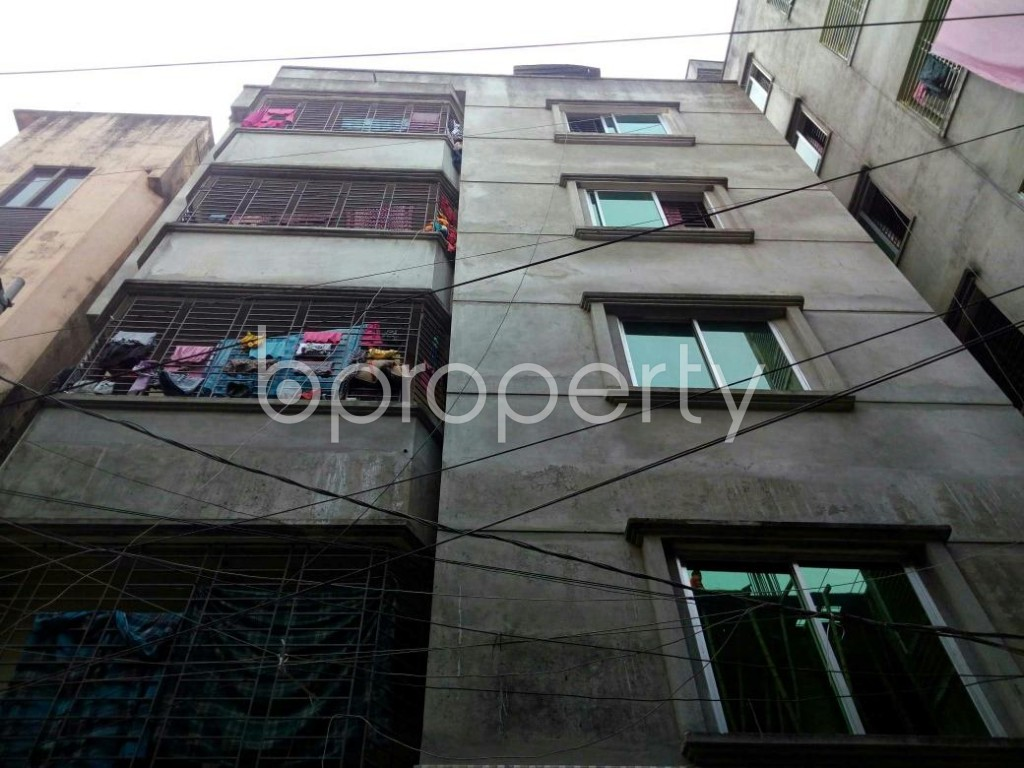 Front view - 2 Bed Apartment to Rent in Mirpur, Dhaka - 1839513