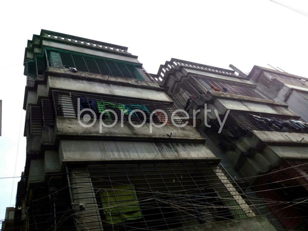 Outside view - 2 Bed Apartment to Rent in Dhanmondi, Dhaka - 1839516