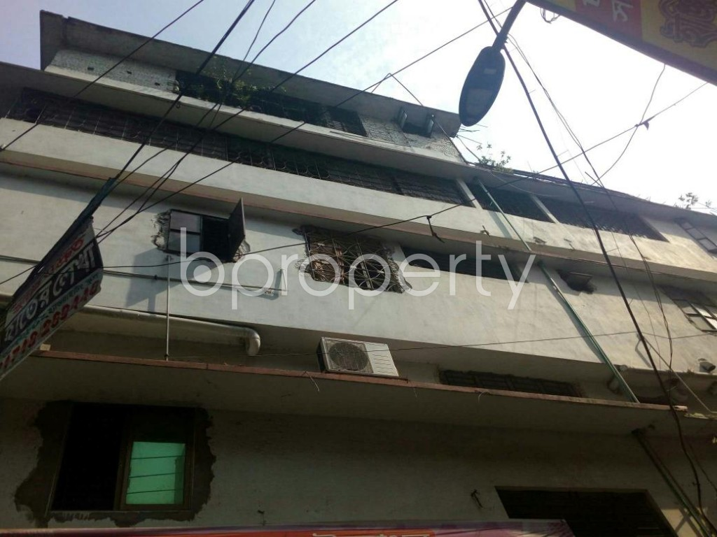 Outside view - Office to Rent in North Shahjahanpur, Dhaka - 1839526