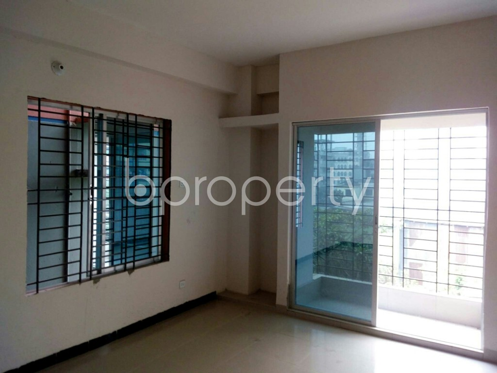 Bedroom - 3 Bed Apartment to Rent in Bashundhara R-A, Dhaka - 1839531