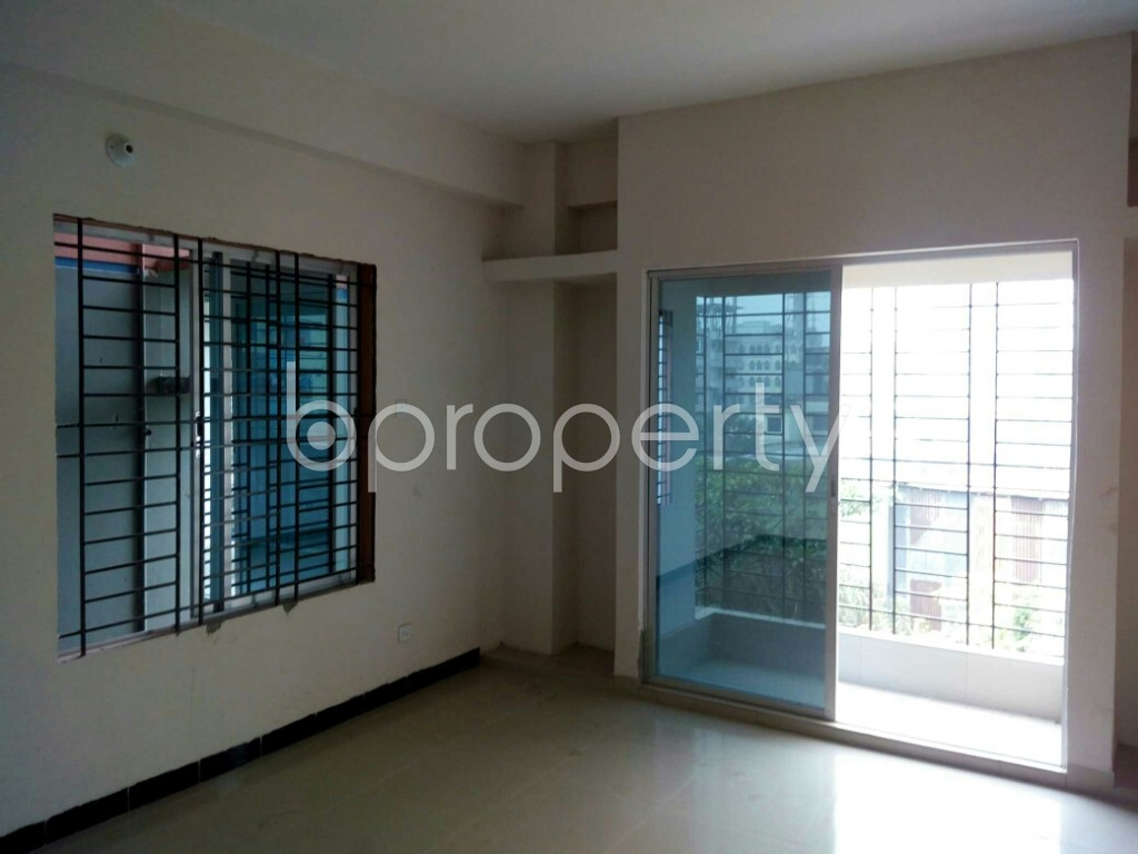 Bedroom - 3 Bed Apartment to Rent in Bashundhara R-A, Dhaka - 1839539