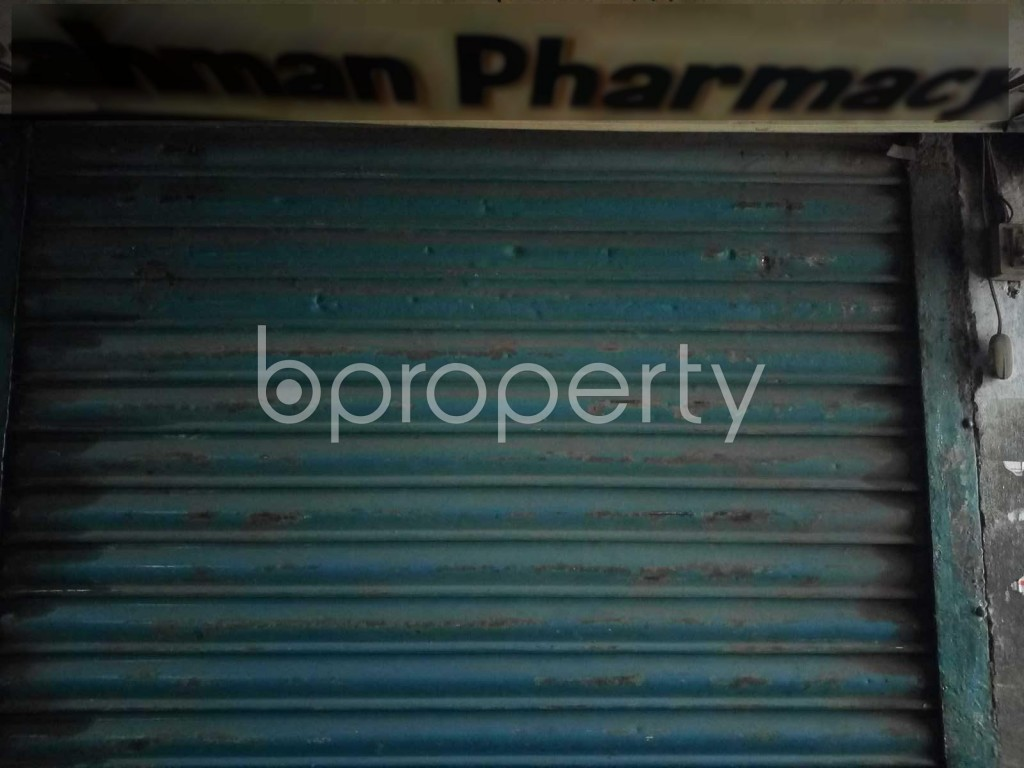 Front view - Shop to Rent in Bangshal, Dhaka - 1839554