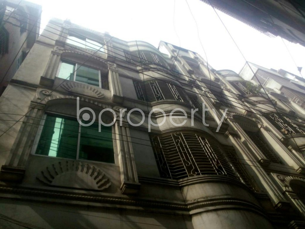 Outside view - Office to Rent in Malibagh, Dhaka - 1839564