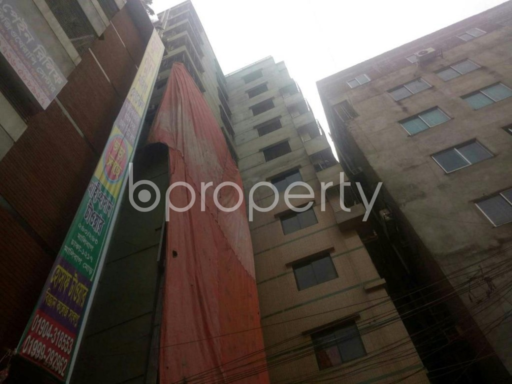 Outside view - Office to Rent in Malibagh, Dhaka - 1839576