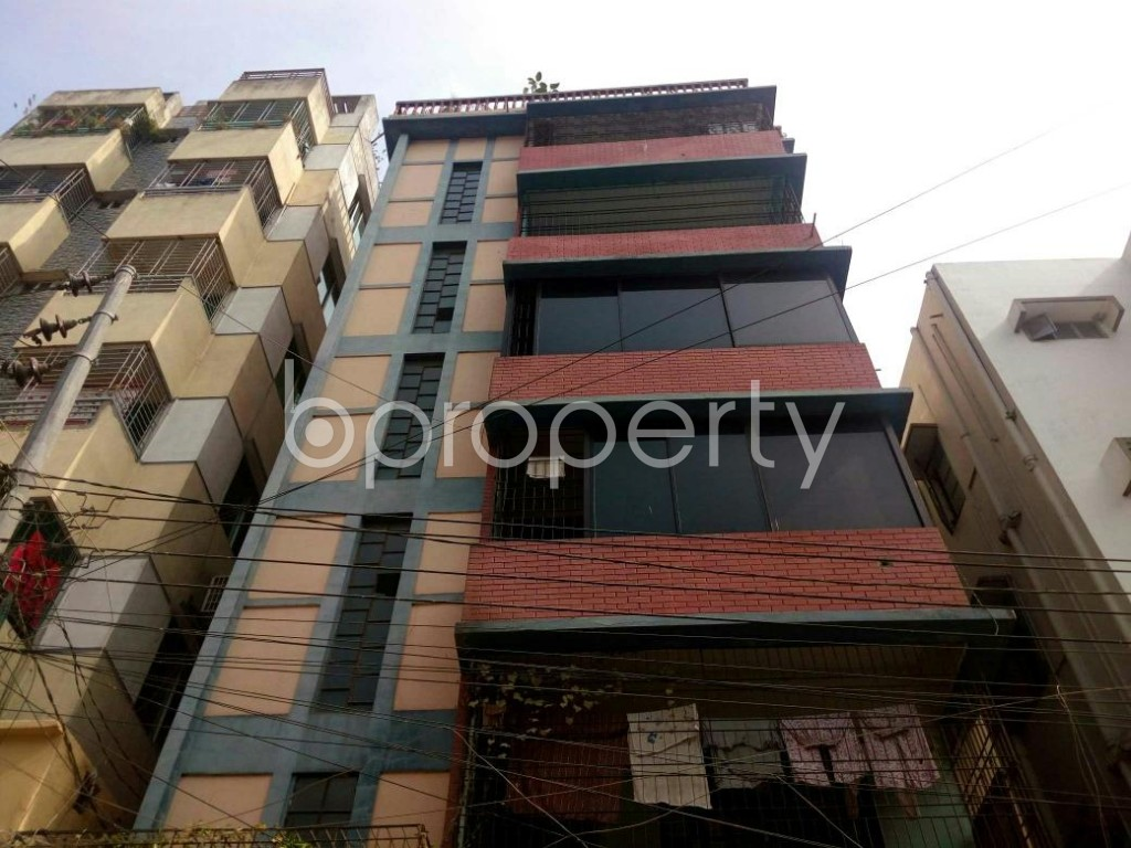 Front view - 2 Bed Apartment to Rent in Mirpur, Dhaka - 1839581