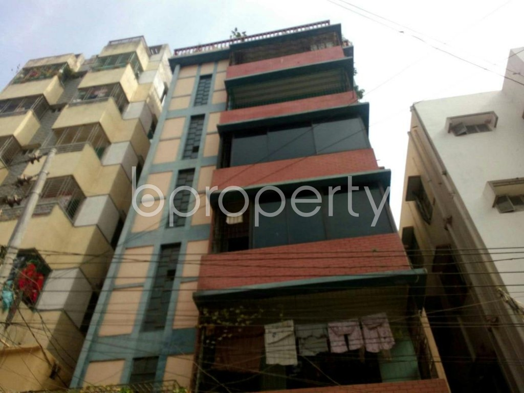 Front view - 2 Bed Apartment to Rent in Mirpur, Dhaka - 1839582