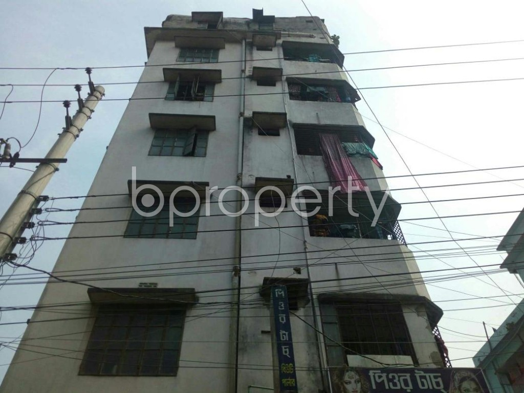 Front view - 2 Bed Apartment to Rent in Mirpur, Dhaka - 1839584