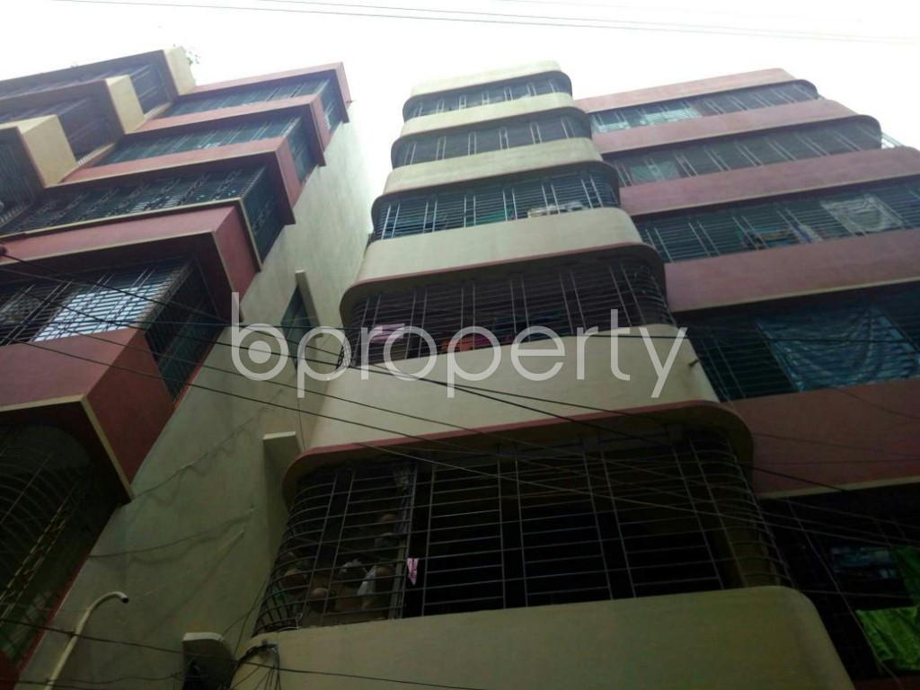 Front view - 2 Bed Apartment to Rent in Mirpur, Dhaka - 1839641