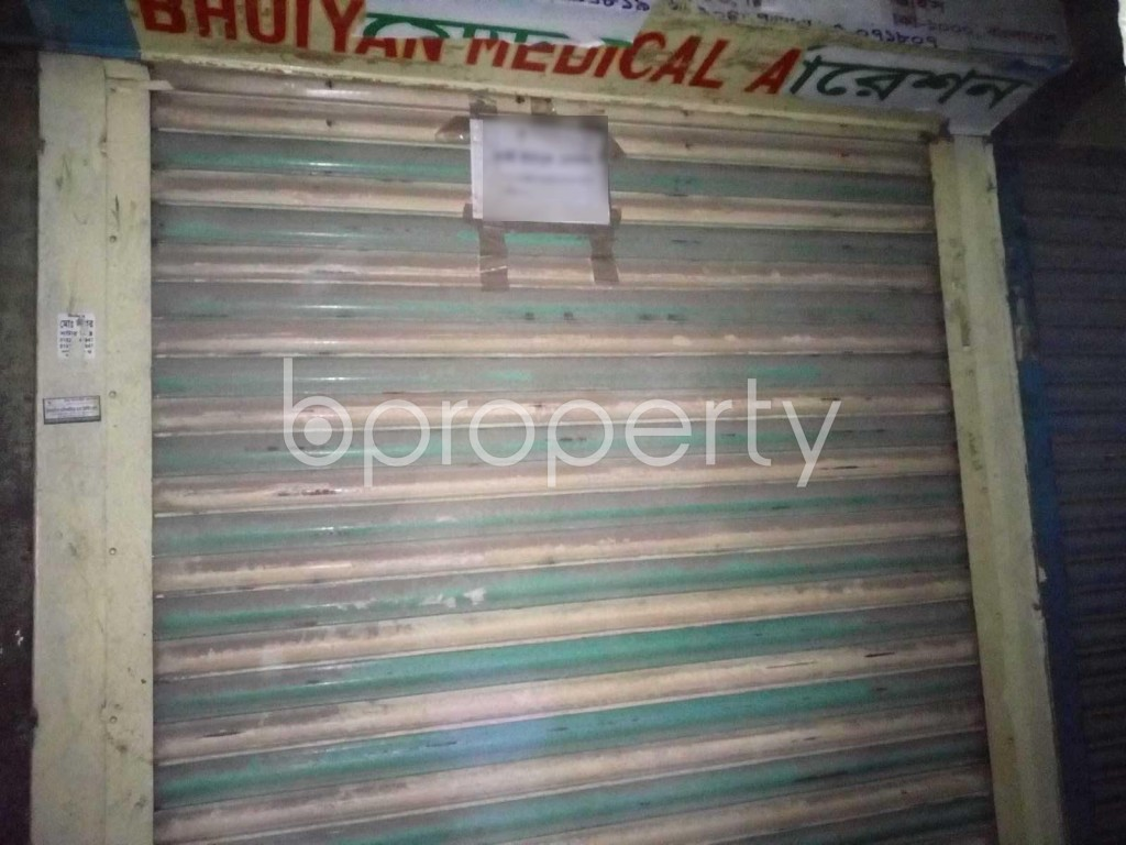 Front view - Shop to Rent in Bangshal, Dhaka - 1839650