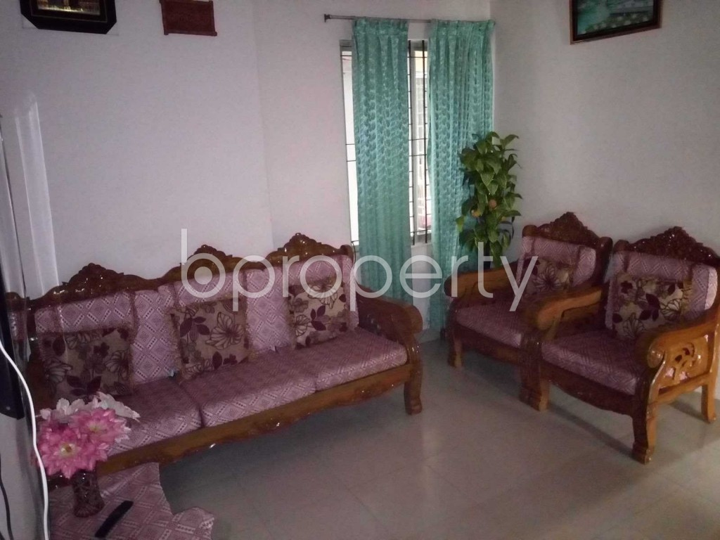 Dine/Dining - 3 Bed Apartment for Sale in Badda, Dhaka - 1839655