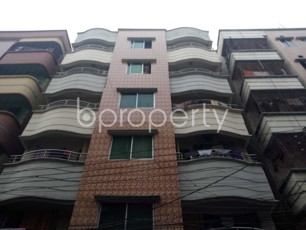 Outside view - Office to Rent in Nikunja, Dhaka - 1839664