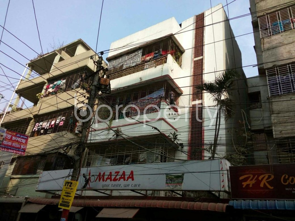 Outside view - 2 Bed Apartment to Rent in Mohammadpur, Dhaka - 1839544