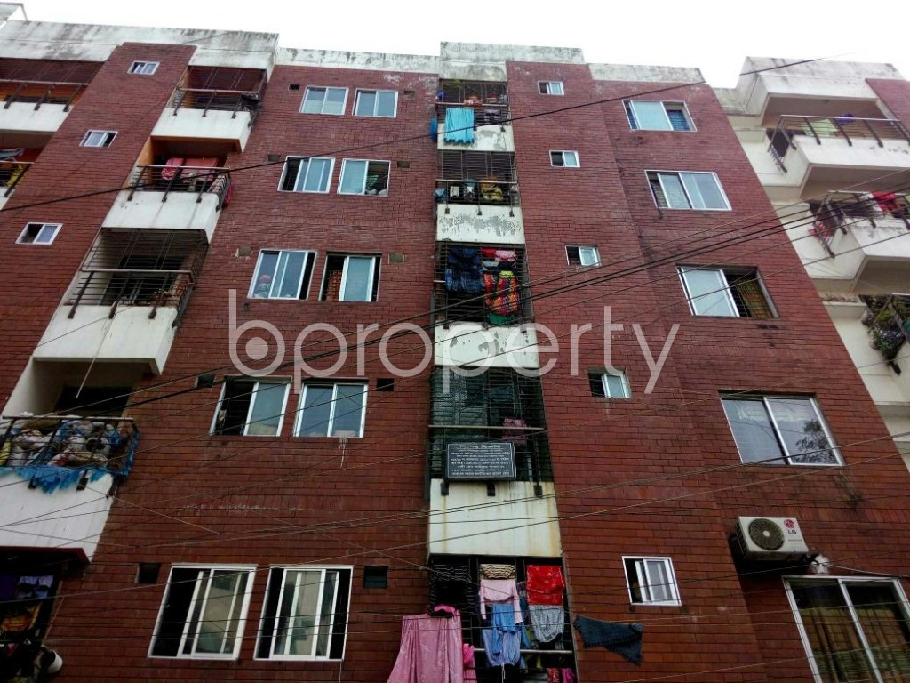 Front view - 2 Bed Apartment to Rent in Mohammadpur, Dhaka - 1839557