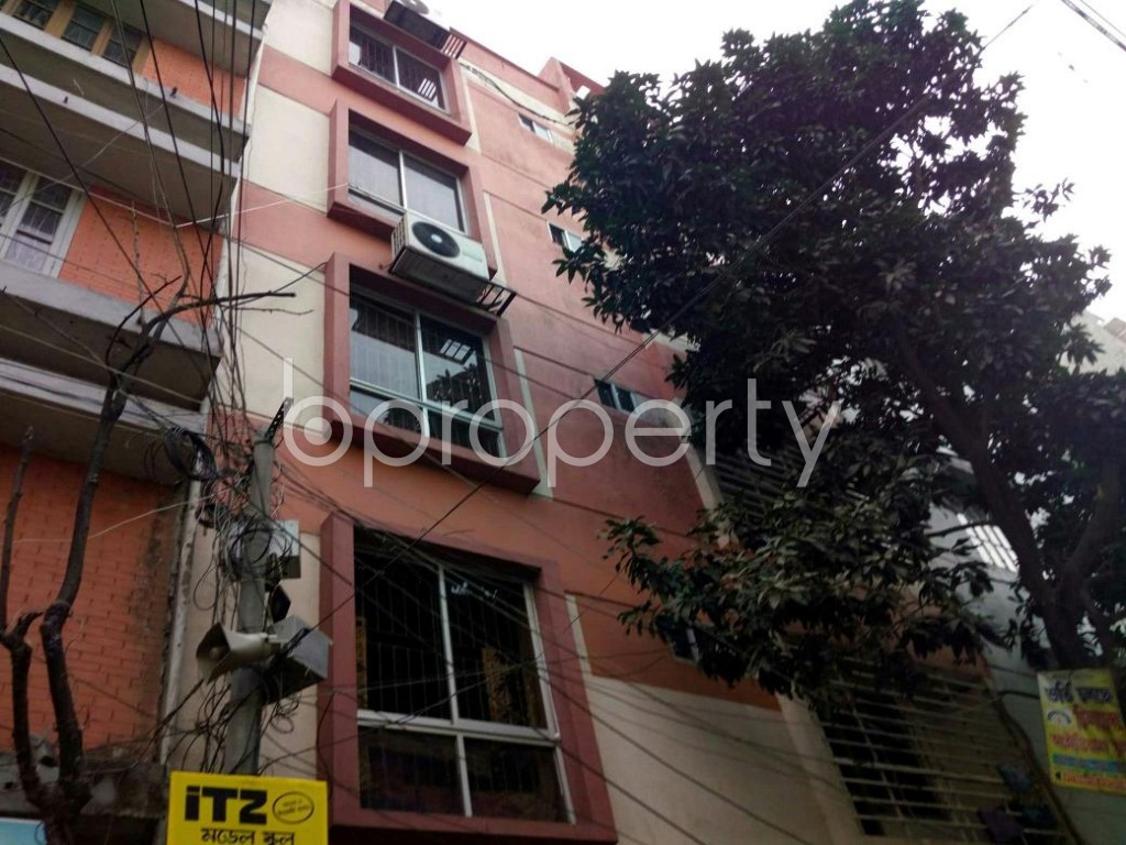 Outside view - 2 Bed Apartment to Rent in Mohammadpur, Dhaka - 1839588