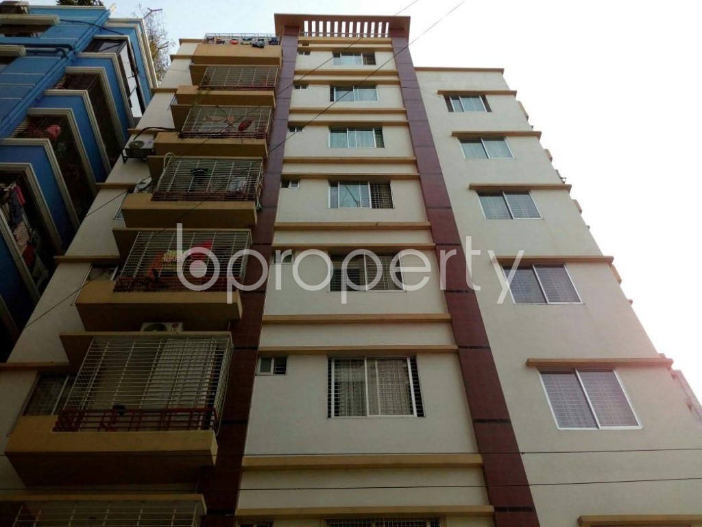 Front view - 2 Bed Apartment to Rent in Mohammadpur, Dhaka - 1839648