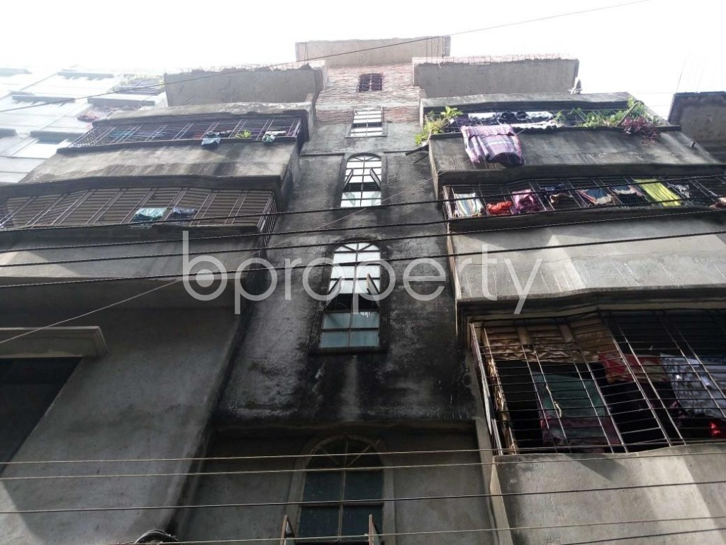 Front view - 2 Bed Apartment to Rent in Mirpur, Dhaka - 1839683