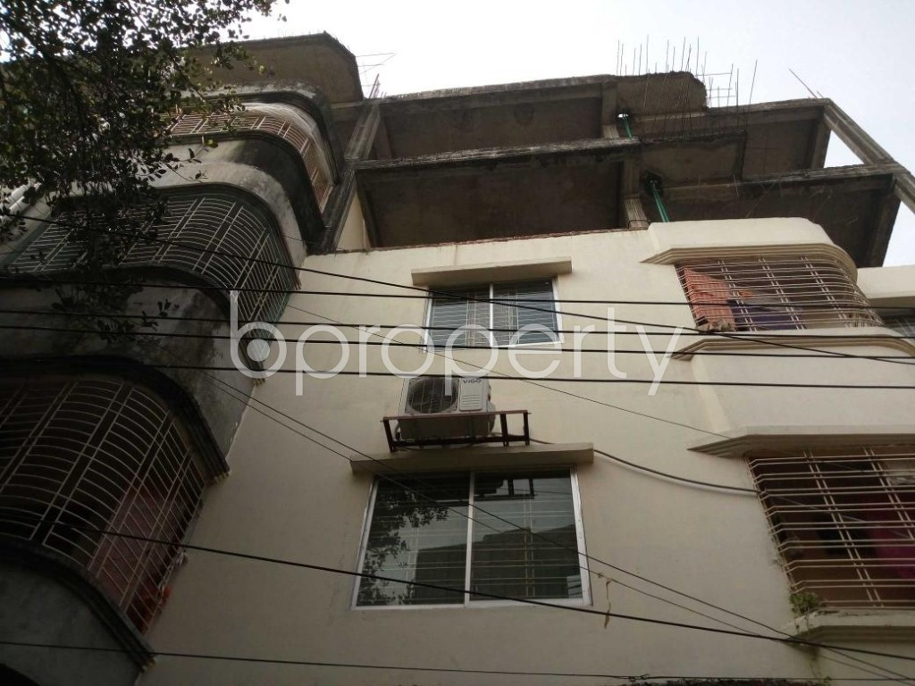 Front view - 2 Bed Apartment to Rent in Mirpur, Dhaka - 1839684