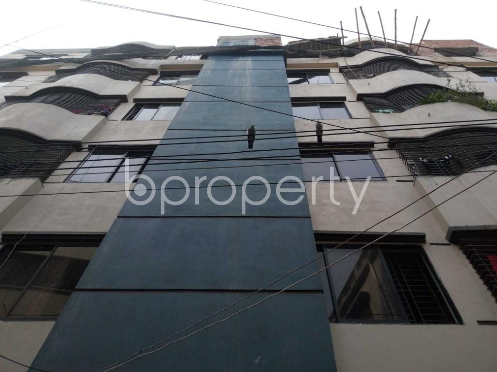 Front view - Shop to Rent in Kafrul, Dhaka - 1839692