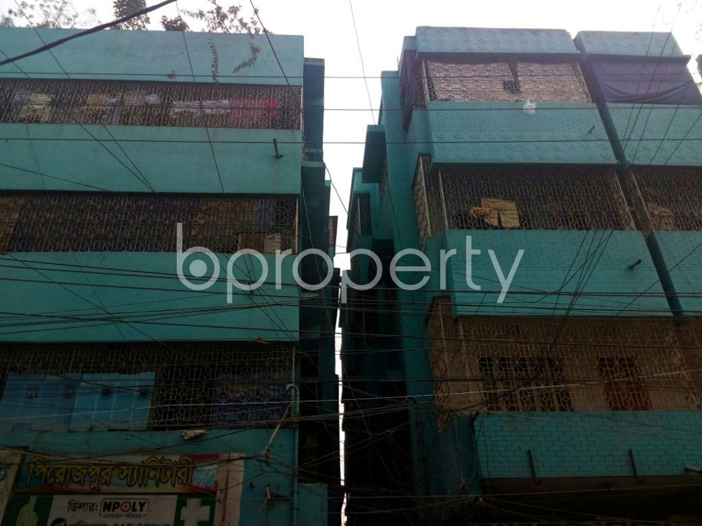Front view - 2 Bed Apartment to Rent in Mirpur, Dhaka - 1839706