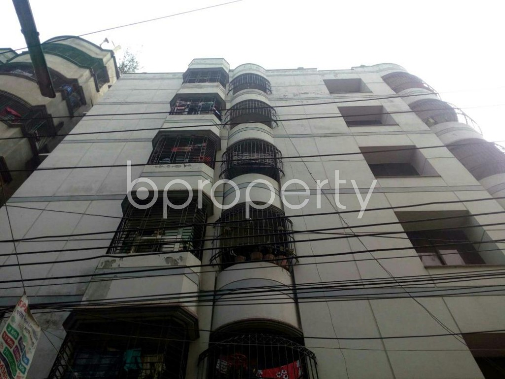 Front view - 2 Bed Apartment to Rent in Tejgaon, Dhaka - 1839733