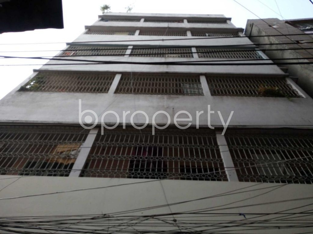 Front view - Shop to Rent in Sutrapur, Dhaka - 1839736